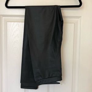 BP faux leather leggings